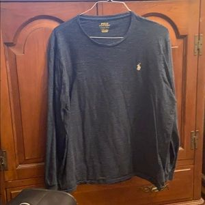 MENS POLO RALPH LAUREN LONG SLEEVE TEE